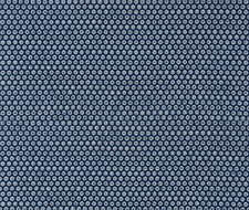 Grey Watkins Honeycomb Weave Navy Fabric GW 000627209