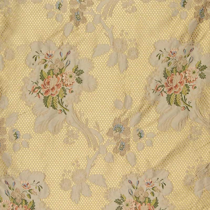 SB 00049451 (9451-004) Frullino - Yellow - Old World Weavers Fabric