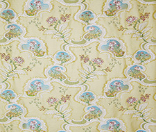 SB 00051357 (1357-005) Ponte Di Fiori – Gold – Old World Weavers Fabric