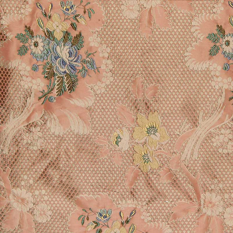 SB 00079451 (9451-007) Frullino - Apricot(35 Yd.Min) - Old World Weavers Fabric