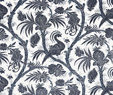 WP88355-006 Balinese Peacock – Indigo – Scalamandre Wallpaper