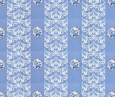 WNM0002IMPE Imperial – Blue – Scalamandre Wallpaper
