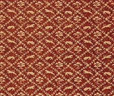 Y0 0001V742 (V742-001) Santini – Red – Old World Weavers Fabric