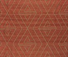 Old World Weavers Torquay Tomato Fabric ZS 00218068