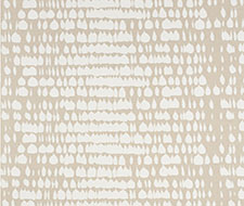 175205 Queen Of Spain – Natural – Schumacher Fabric