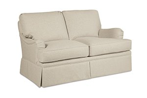 Camden Skirted Sofa