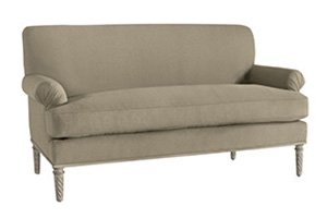 Jansen Pleated Arm Sofa