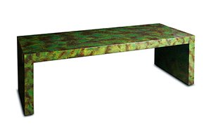 Waterfall Lacquer Low Table