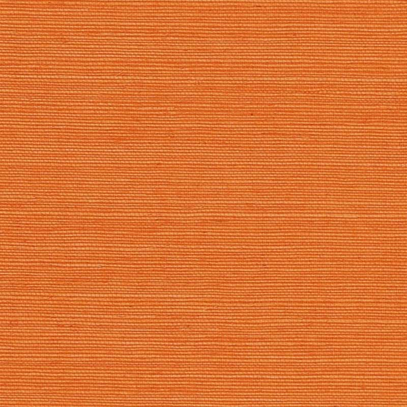 5004719 Haruki Sisal - Mandarin - Schumacher Wallpaper