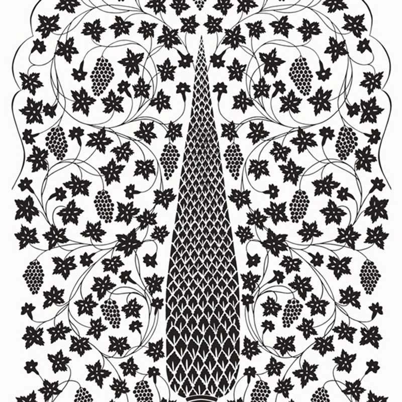 5006690 Mughal Panel