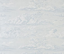 5009132 Cloud Toile – Mineral – Schumacher Wallpaper