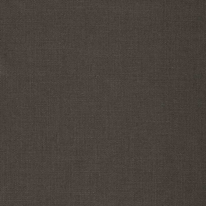 50826 Gweneth Linen - Walnut - Schumacher Fabric