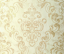 529122 Giovan Damask – Patina – Schumacher