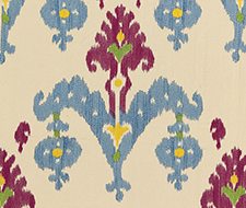 65812 Raja Embroidery – Jewel – Schumacher Fabric