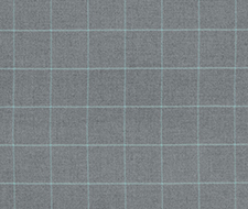 66773 Bancroft Wool Plaid – Oxford Grey – Schumacher Fabric