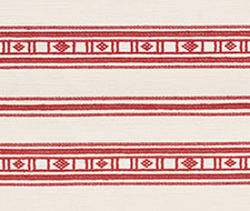 74480 Buena Vista – Red – Schumacher Fabric