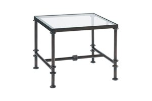 Metal Cocktail Table