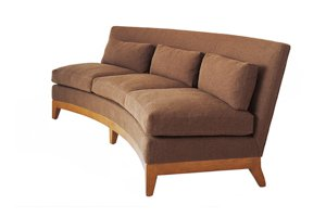 Intermezzo Curved Sofa