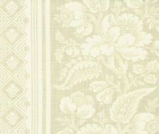 4008-01 Lovely Louise Bone – Victoria Hagan Fabric