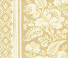 4008-03 Lovely Louise Honey – Victoria Hagan Fabric